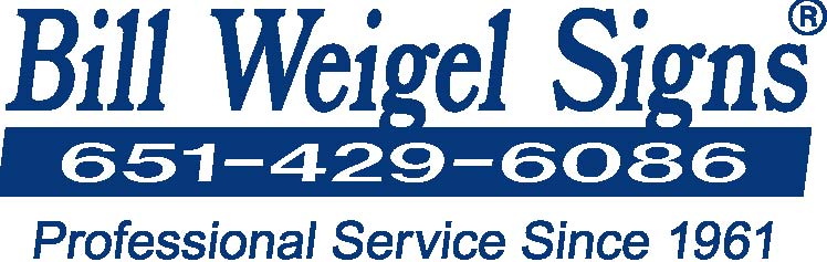 Bill Weigel Signs